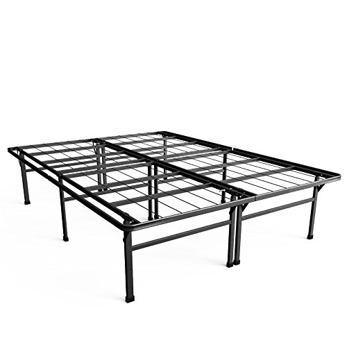Extra Tall Bed Frame Amazon Com