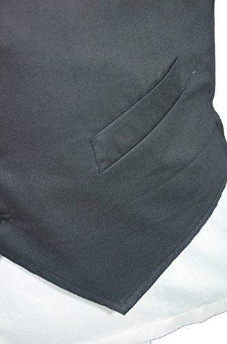 Mcintyre, in cotone/poliestere, da uomo, alla moda, ospitalità camerieri, personale, Adulto