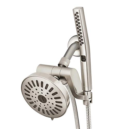 Waterpik Body Wand Spa Shower System with Anywhere Bracket (Spa + Salon) (Best Shower Spa System)