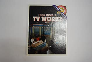 book cover of How Does a TV Work?