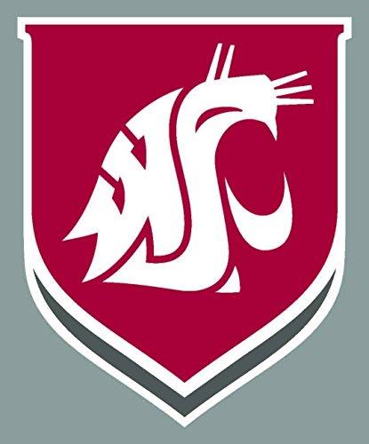 Washington State Cougars Bumper Sticker | 6