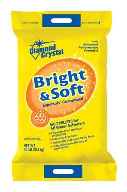 Diamond Crystal Salt Pellets Bag 40 Lb.