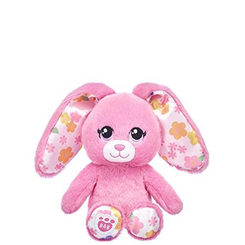 Build A Bear Workshop Buddies Pink Petals Bunny