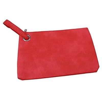 SOURBAN Women's Envelope Bag Package Purse Wristlet Handbag Fashion Fold Over Envelope