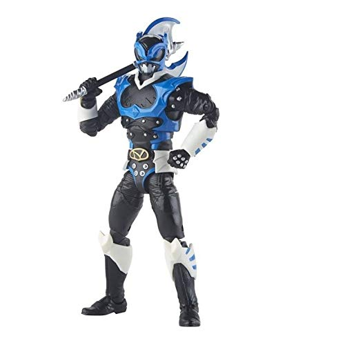 MMPR Power Rangers Lightning Collection in Space Psycho Blue Ranger Action Figure (Exclusive)