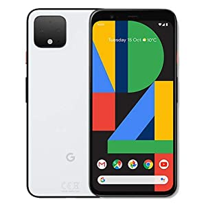 Google-Pixel-4-XL-G020P-128GB-63-inch-Android-GSM-Only-No-CDMA-Factory-Unlocked-4GLTE-Smartphone-International-Version-Clearly-White