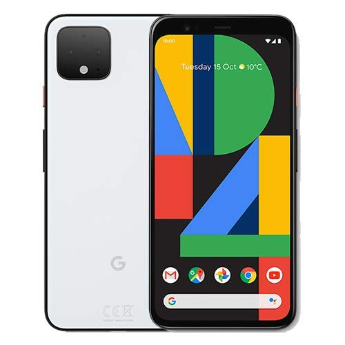 "Pixel 4 XL 6.3"" 128GB Clearly White"