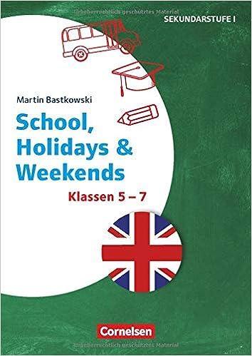 Themenhefte Fremdsprachen Sek I Englisch Klasse 5 7
