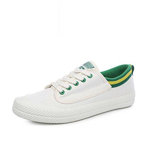 Zapatos blancos Shirtstown para hombre hcjU8M