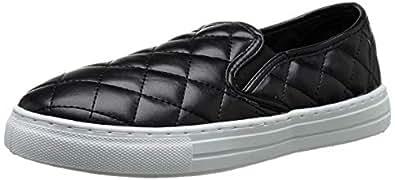Qupid Womens Reba-17c Reba-17c Black Size: 5.5
