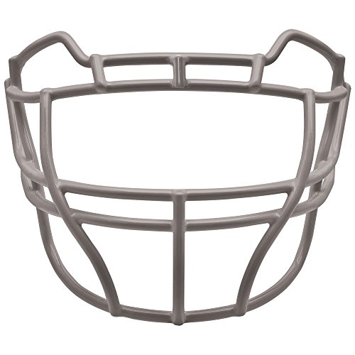 (Schutt Sports Vengeance Youth Facemask for Vengeance Football Helmets, V-EGOP-II-YF, Gray )