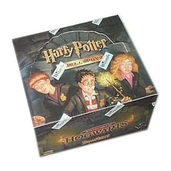 Amazon.com: Harry Potter Card Game Base Set Booster Pack ...