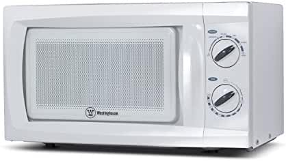 Westinghouse Kitchen Foods WCM660W White 0.6-cubic-foot Microwave