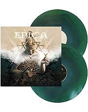 Omega (Blue/Green Swirl Vinyl)