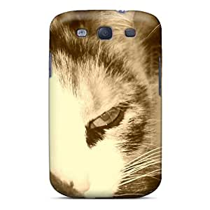 Hot Ibp5853aowP Cat A Tpu Case Cover Compatible With Galaxy S3