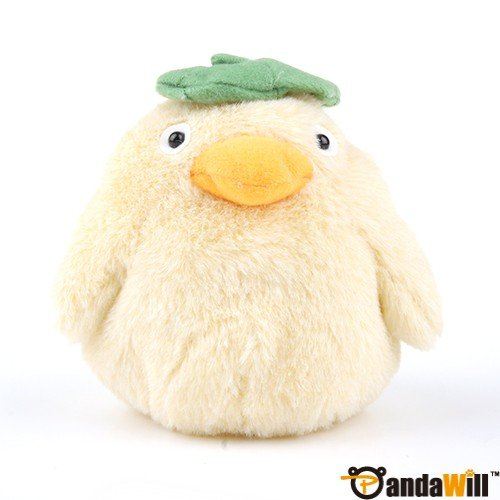 Cute Spirited Away Figure Duck Stuffed Plush Soft Toy Amazon In Electronics
