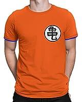 Silly Punter Goku Keikogi Men's Cotton T-Shirt