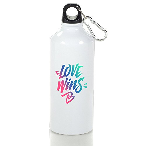 Invitations Halloween Templates Costume Party (Guizhen Love Wins Aluminum Portable Travel Sport Water Bottle)