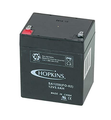 Hopkins 20008 12 Volt Rechargable Battery