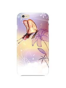 """i6p 0436 Beautiful butterfly Glossy Case Cover For IPHONE 6 PLUS (5.5"""") by ruishername"""