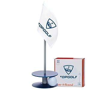 Putt-A-Round with Topgolf Logo