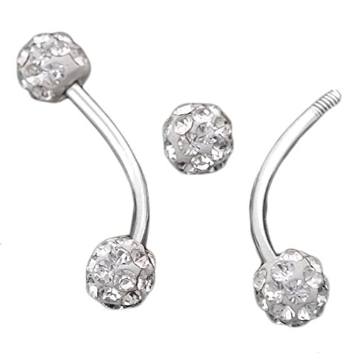 Most Popular Novelty Piercing Barbells