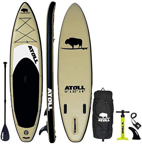 Inflatable Paddle Backpack Accessories Included product image
