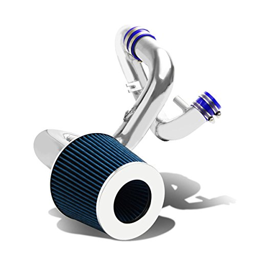 DNA MOTORING Blue CAIK-TSCXA04-BL Aluminum Cold Air Intake System [for 04-06 Scion xA xB]