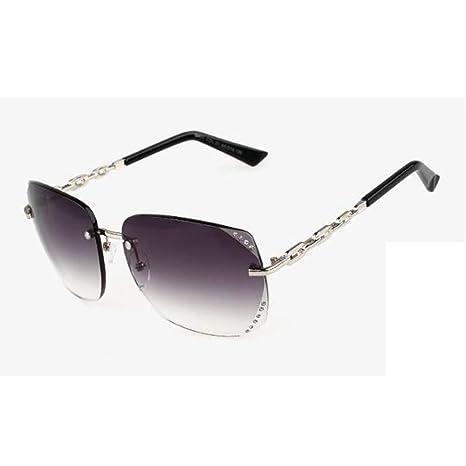 xingkong Mujer Gafas de Sol,Gafas De Moda Gafas De Sol Sin ...
