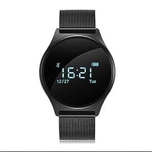 Fitness deporte reloj para Apple Samsung HTC iPhone Xiaomi Huawei, Bluetooth deporte reloj para Android