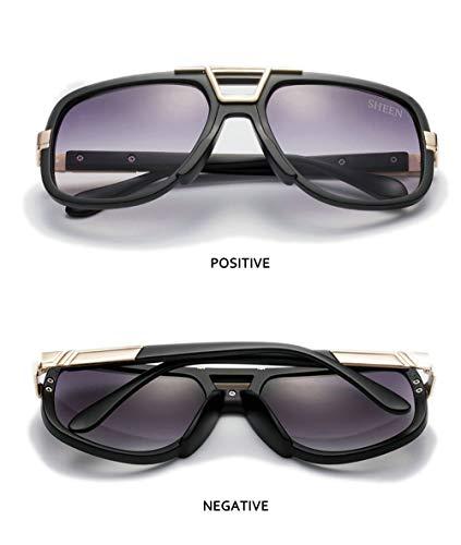 Amazon.com: Mens Sunglasses Retro Vintage 80s Classic ...