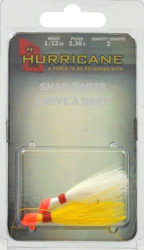 Hurricane Shad Dart Jig, 1/8-Ounce