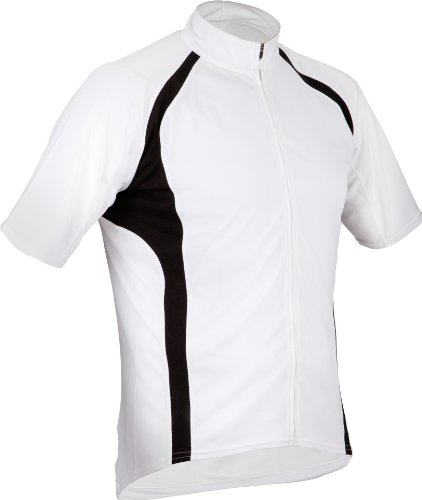 Cannondale Men's Classic Jersey, White, X-Large
