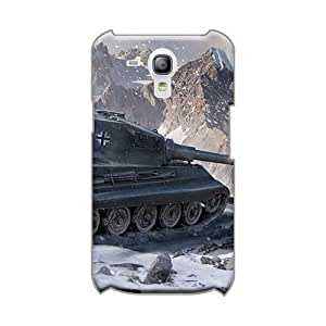 TimeaJoyce Samsung Galaxy S3 Mini Perfect Hard Cell-phone Case Unique Design Attractive World Of Tanks King Tiger Skin [InX6911zdyj]