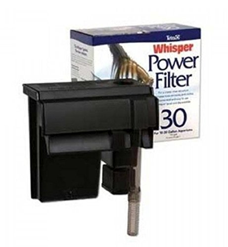 Tetra Whisper Power Filter 30, 30-Gallon, New,!!!
