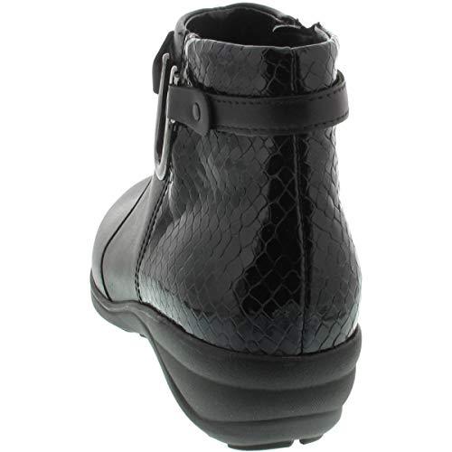 Waldläufer Femme Bottes Noir Pour Femme Pour Bottes Pour Bottes Noir Waldläufer Waldläufer EAwPa7vq