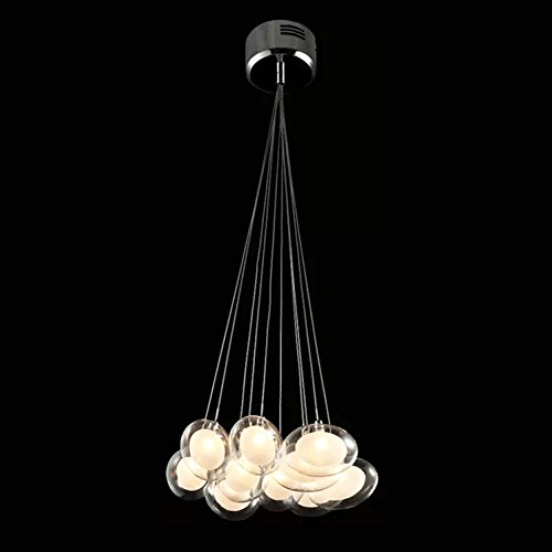 Large Oval Pendant Light in Florida - 7