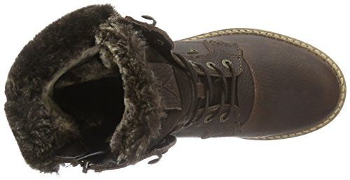 Gaastra Lucia High TMB Fur, Stivaletti Donna Marrone (Braun (2200 Dark Brown))