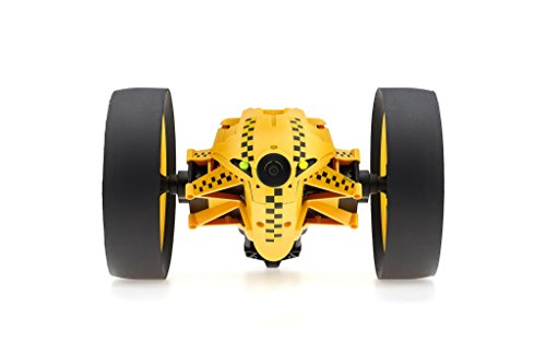 Parrot Jumping Race MiniDrone - Tuk Tuk (Yellow) (Race Yellow)