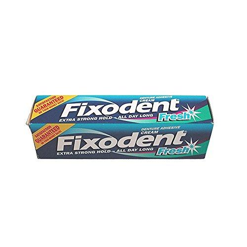 Fixodent Denture Adhesive Cream - Fresh
