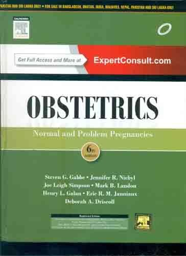 Read Online Obstetrics - Normal and Problem Pregnancies: Expert Consult - Online and Print ebook