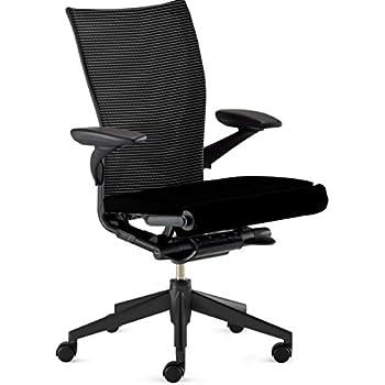 Amazoncom Lively Task Chair by Haworth Forward Tilt Back Lock
