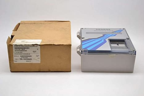 siemens 7ml10020ba05 milltronics ocm iii open channel meter rh amazon com Milltronics CNC Parts Siemens Milltronics