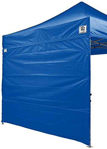 Impact Canopy Pop up Canopy Tent Sidewalls for 10x10 Tent (2 Walls) (Royal Blue)