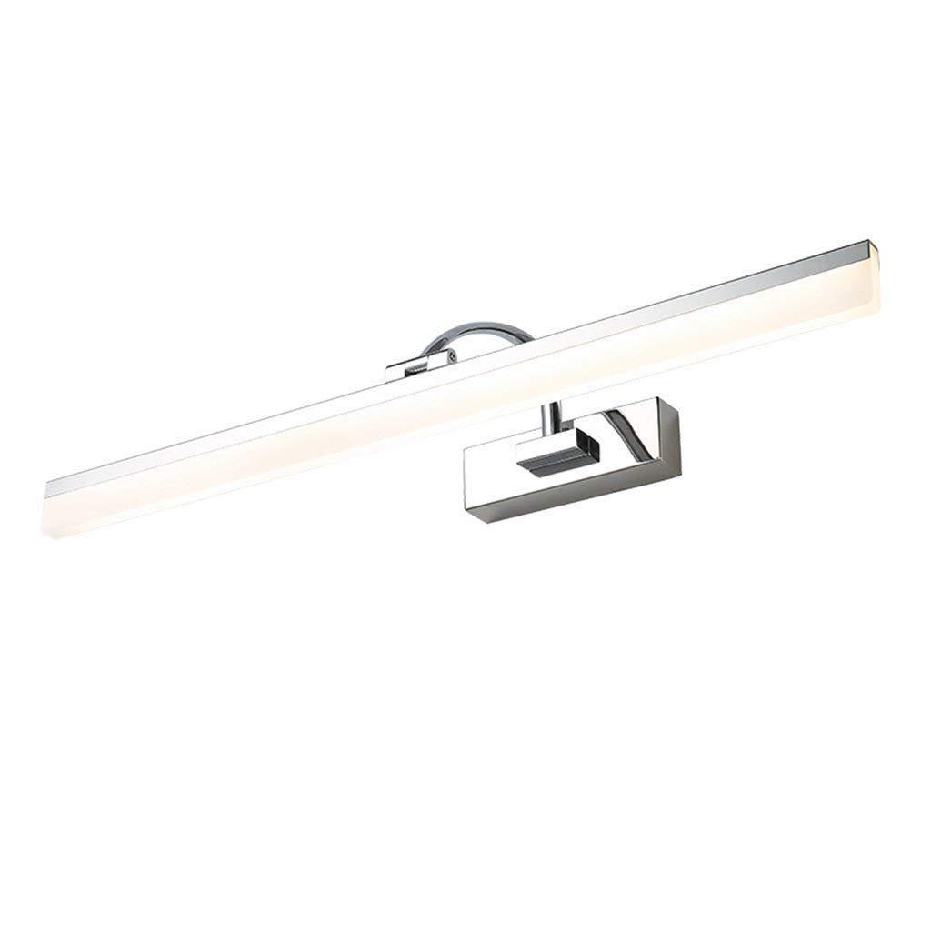 Mirror Lamps Home Badbeleuchtung Wasserdichte und beschlagfreie LED-Spiegelscheinwerfer (Farbe   10w62cm)