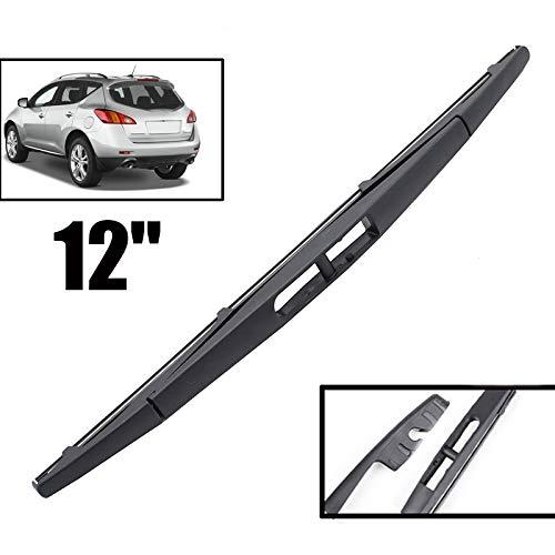 Fits Nissan Pathfinder R51 SUV Aero VU Front Specific Fit Rear Wiper Blades