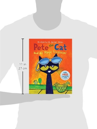 Pete The Cat And His Magic Sunglasses James Dean Kimberly Dean