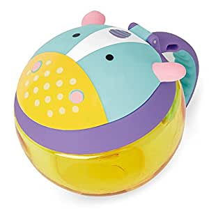 Skip Hop Zoo Toddler  Snack Cup, Eureka Unicorn