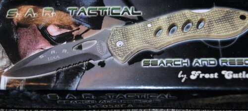 S.A.R. Tactical Search and Rescue (Best Search And Rescue Knife)