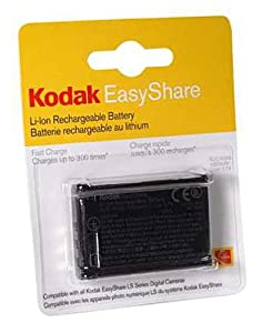 Kodak KLIC-5000 Lithium-Ion Rechargeable Digital Camera Battery for LS743, LS753, LS420, LS443, and LS633